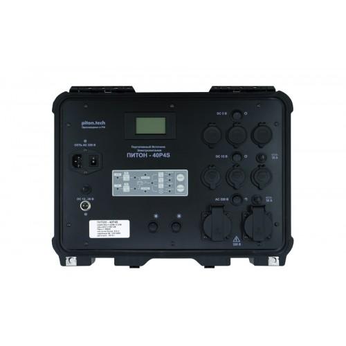Портативный источник электропитания ПИТОН-40P4S